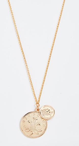 Sashi collier médaille
