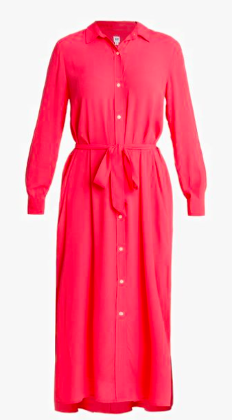 Robe corail GAP