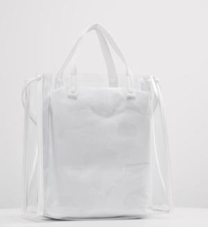 sac transparent plastique Topshop